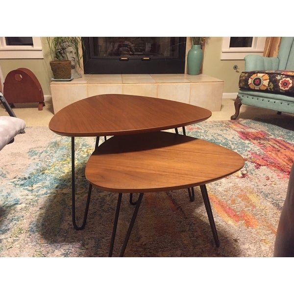 Top Product Reviews For Carson Carrington Arendal Guitar For Carson Carrington Arendal Guitar Pick Nesting Coffee Tables (View 2 of 25)