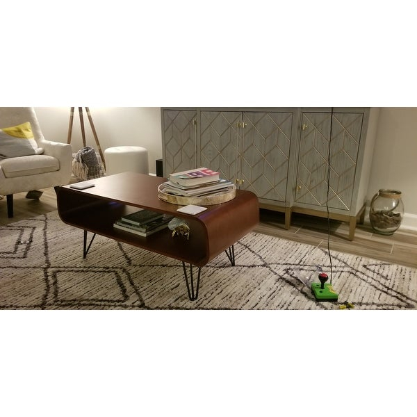 Top Product Reviews For Carson Carrington Astro Mid Century Pertaining To Carson Carrington Astro Mid Century Coffee Tables (View 3 of 25)
