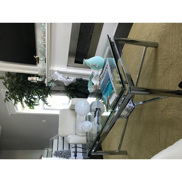 Top Product Reviews For Strick & Bolton Jules Chrome And With Strick & Bolton Jules Chrome And Glass Coffee Tables (View 9 of 25)