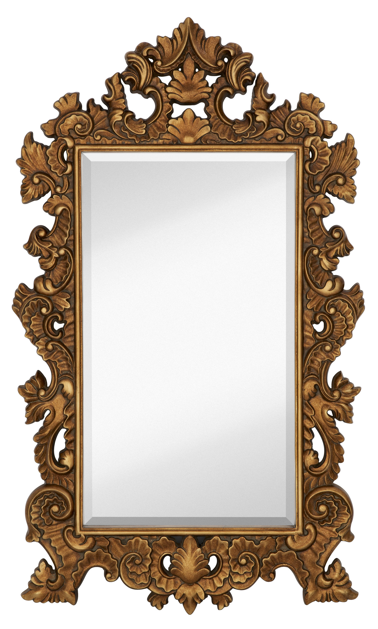 Traditional Beveled Accent Mirror For Traditional Accent Mirrors (View 5 of 20)