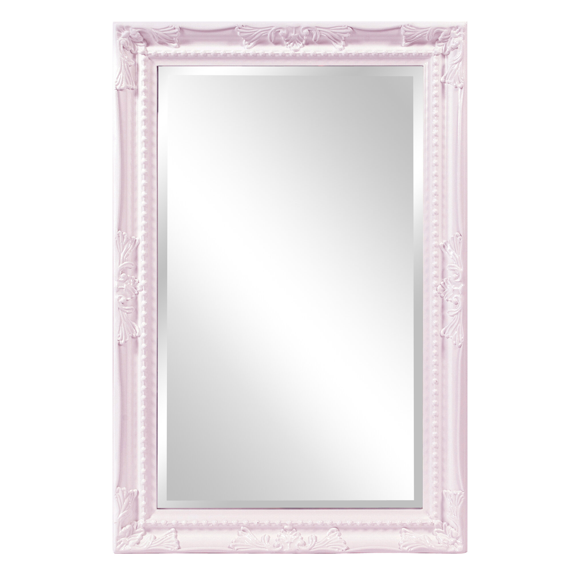 Traditional Beveled Accent Mirror In Traditional Beveled Accent Mirrors (Image 11 of 20)