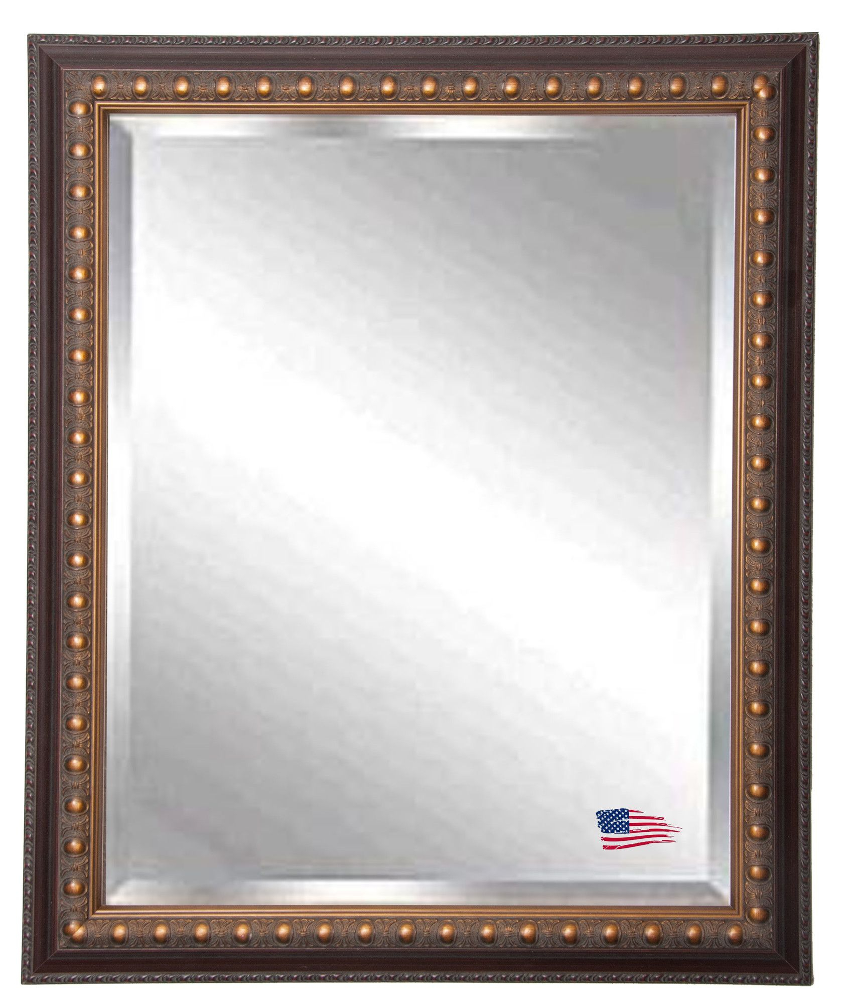 Traditional Beveled Venetian Accent Mirror | Products With Traditional Beveled Accent Mirrors (Image 16 of 20)