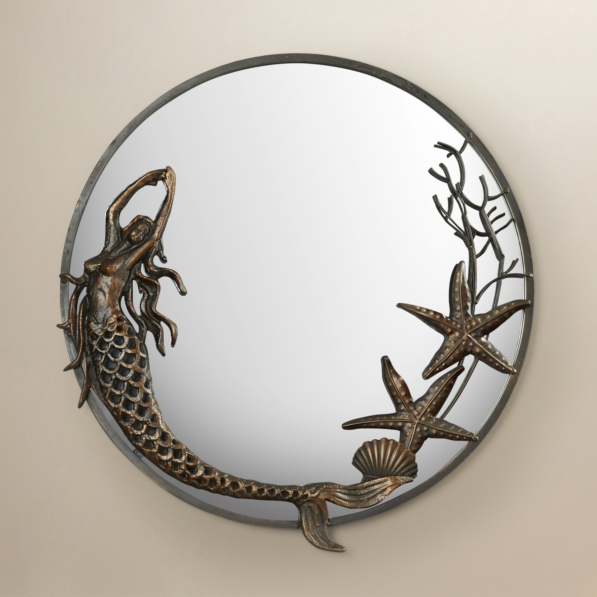 Traditional/coastal Accent Mirror With Traditional/coastal Accent Mirrors (View 2 of 20)
