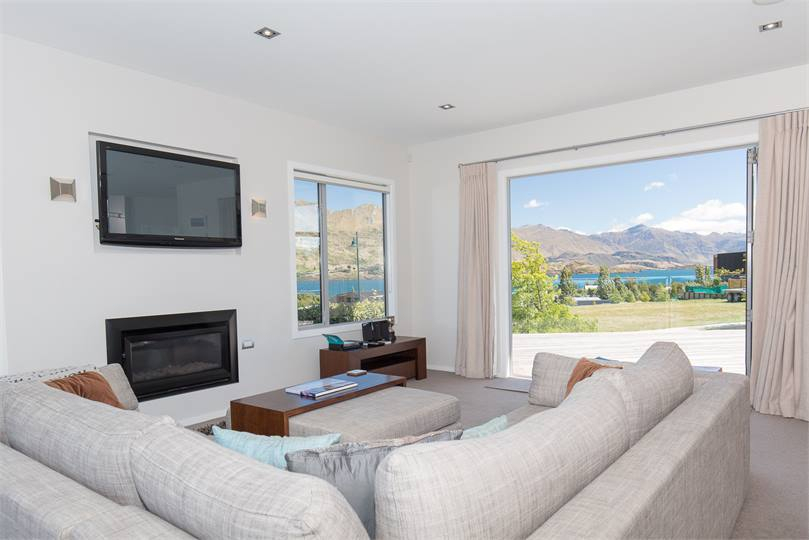 Treble Dor Lodge – Wanaka Holiday Home For Rent | Holiday Houses With Regard To Porch & Den Urqhuart Wood Glass Coffee Tables (View 48 of 50)