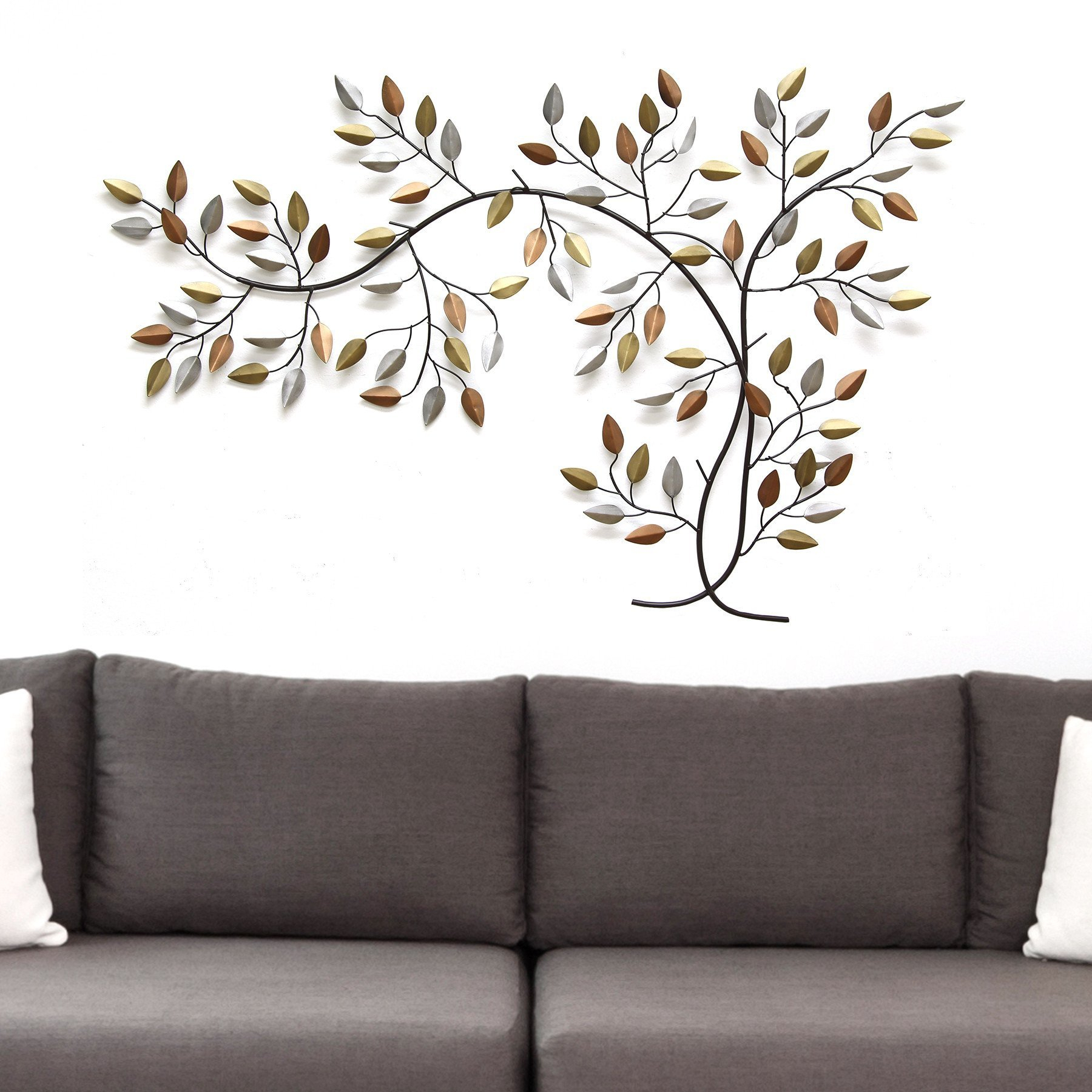 Tree Branch Wall Mirror | Wayfair Throughout Cromartie Tree Branch Wall Mirrors (Image 16 of 20)