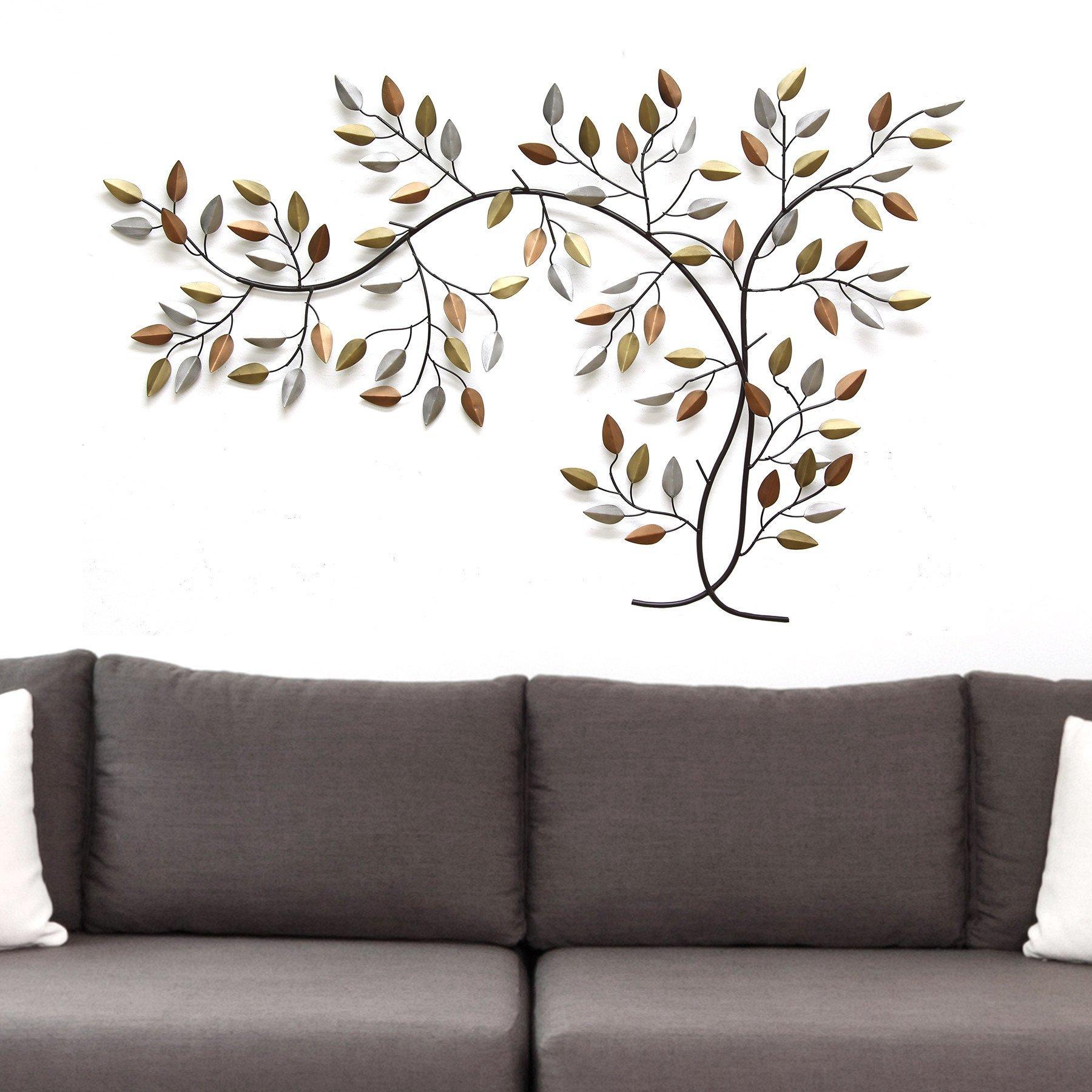 Tree Branch Wall Mirror | Wayfair Throughout Cromartie Tree Branch Wall Mirrors (View 18 of 20)