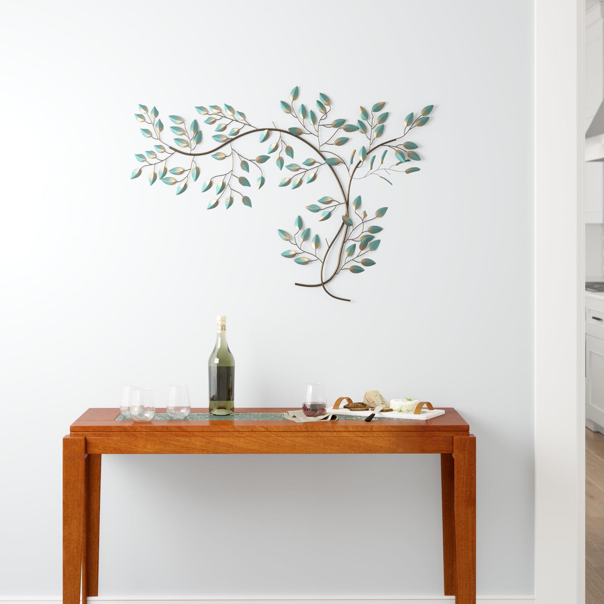 Tree Branch Wall Mirror | Wayfair Within Cromartie Tree Branch Wall Mirrors (View 13 of 20)