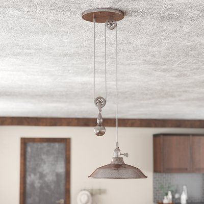 Trent Austin Design Ariel 1 Light Dome Pendant | Betke Inside Ariel 2 Light Kitchen Island Dome Pendants (Image 25 of 25)