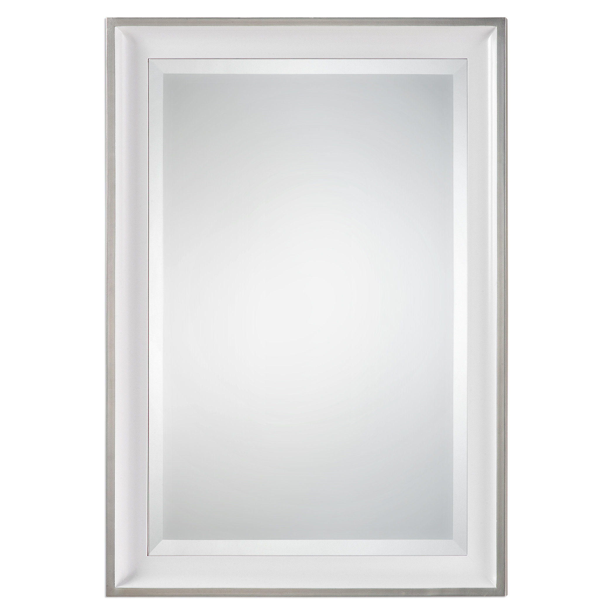 Tribeca Accent Mirror Pertaining To Tutuala Traditional Beveled Accent Mirrors (View 18 of 20)