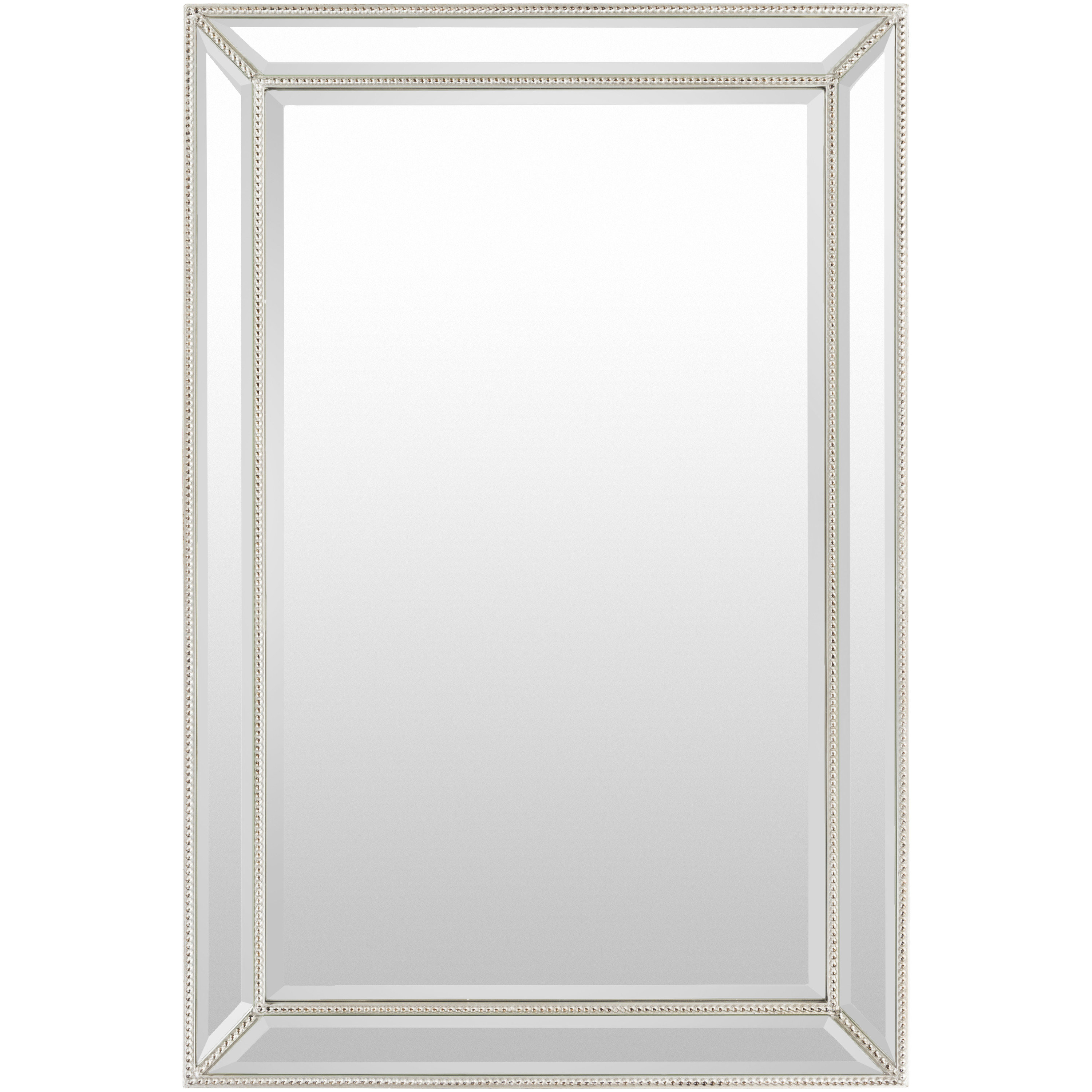 Tutuala Traditional Beveled Accent Mirror In Tutuala Traditional Beveled Accent Mirrors (View 2 of 20)