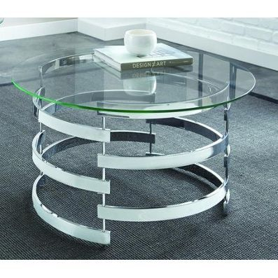 Ultra Modern Glass Coffee Table – Tayside In 2019 | Tables Throughout Elowen Round Glass Coffee Tables (View 19 of 25)