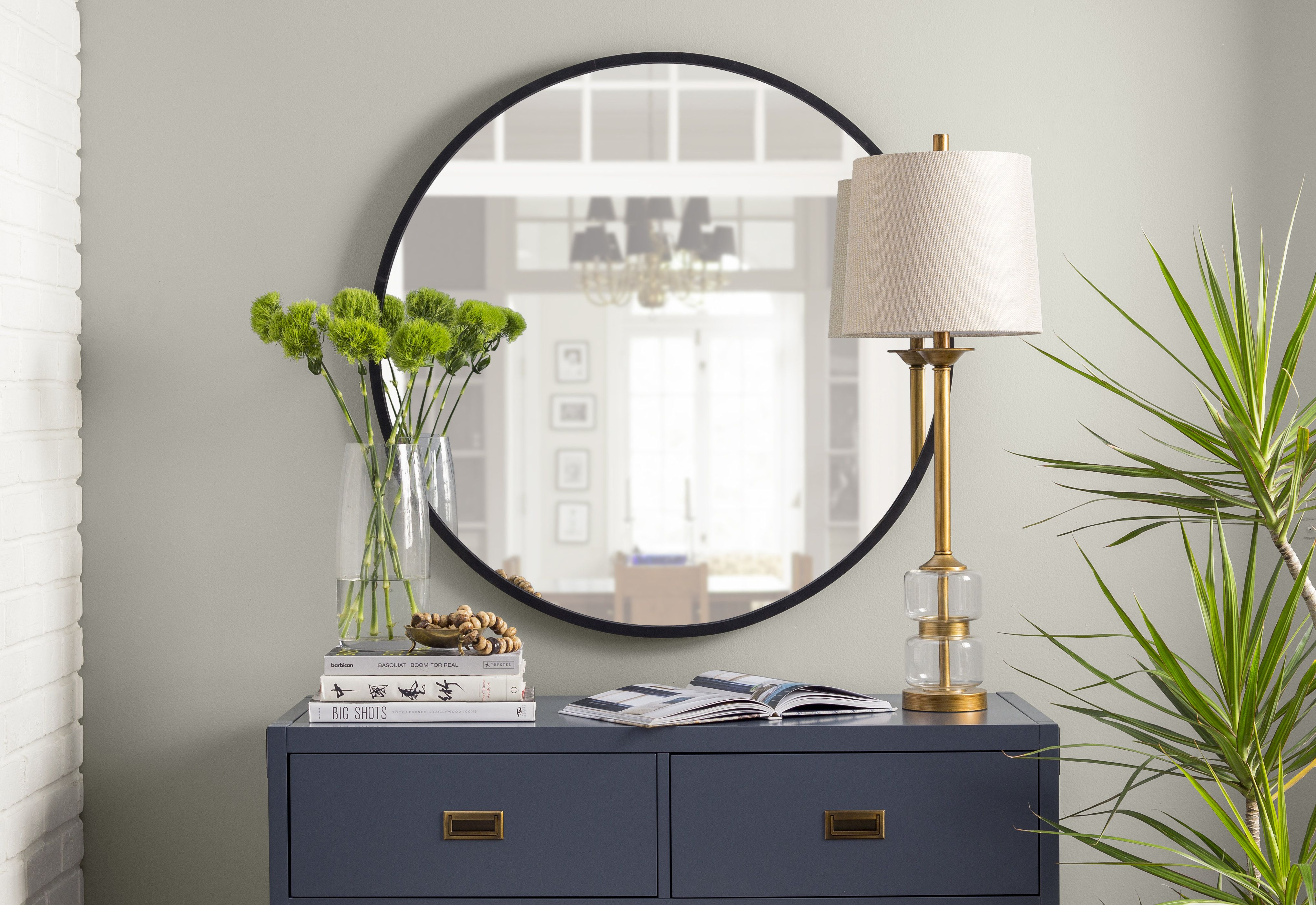 Umbra Hub Modern And Contemporary Accent Mirror In 2019 Inside Laurel Foundry Modern & Contemporary Accent Mirrors (View 15 of 20)