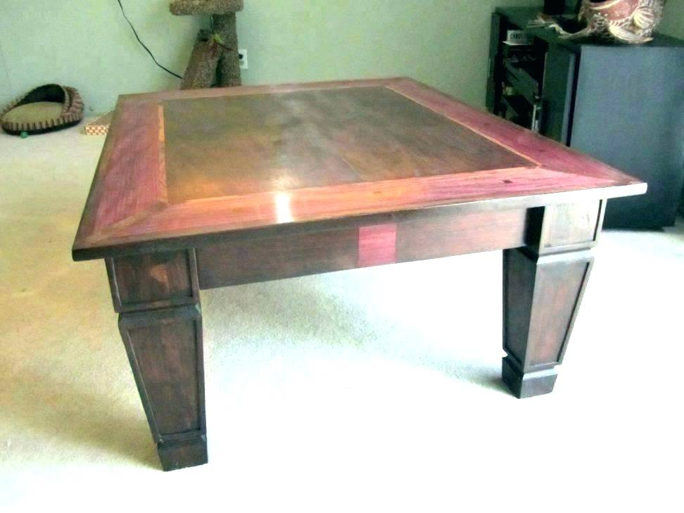 Unfinished Coffee Table – Hefamilystore (Image 29 of 50)
