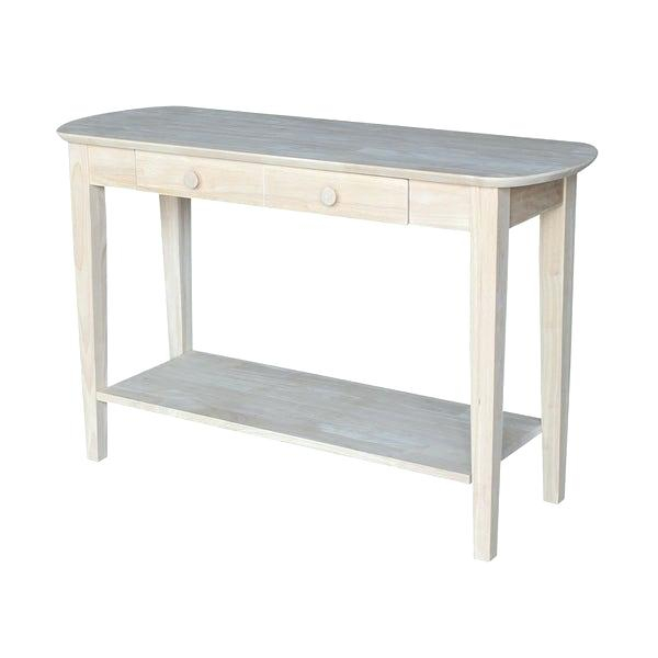 Unfinished Sofa Table – Apt Get (View 28 of 50)