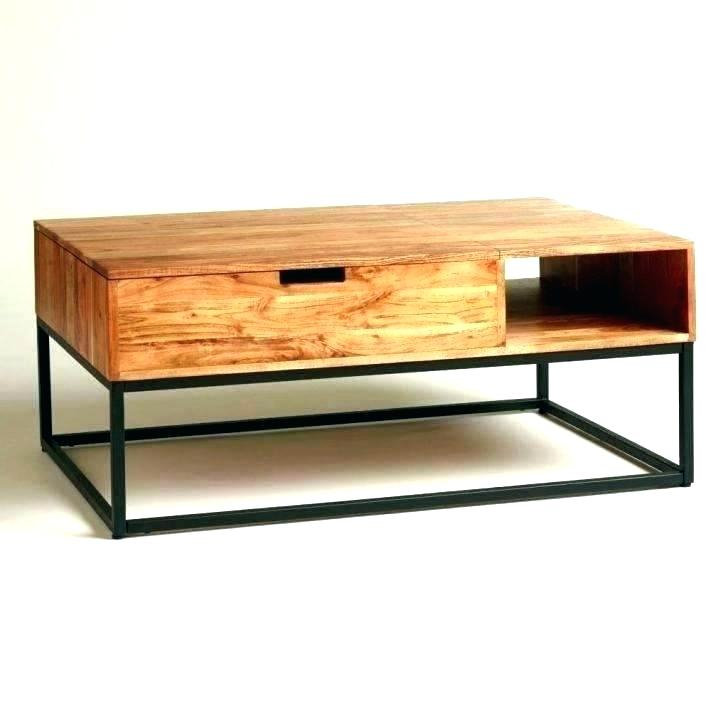 Unfinished Square Coffee Table – Hellocustomers (Image 37 of 50)
