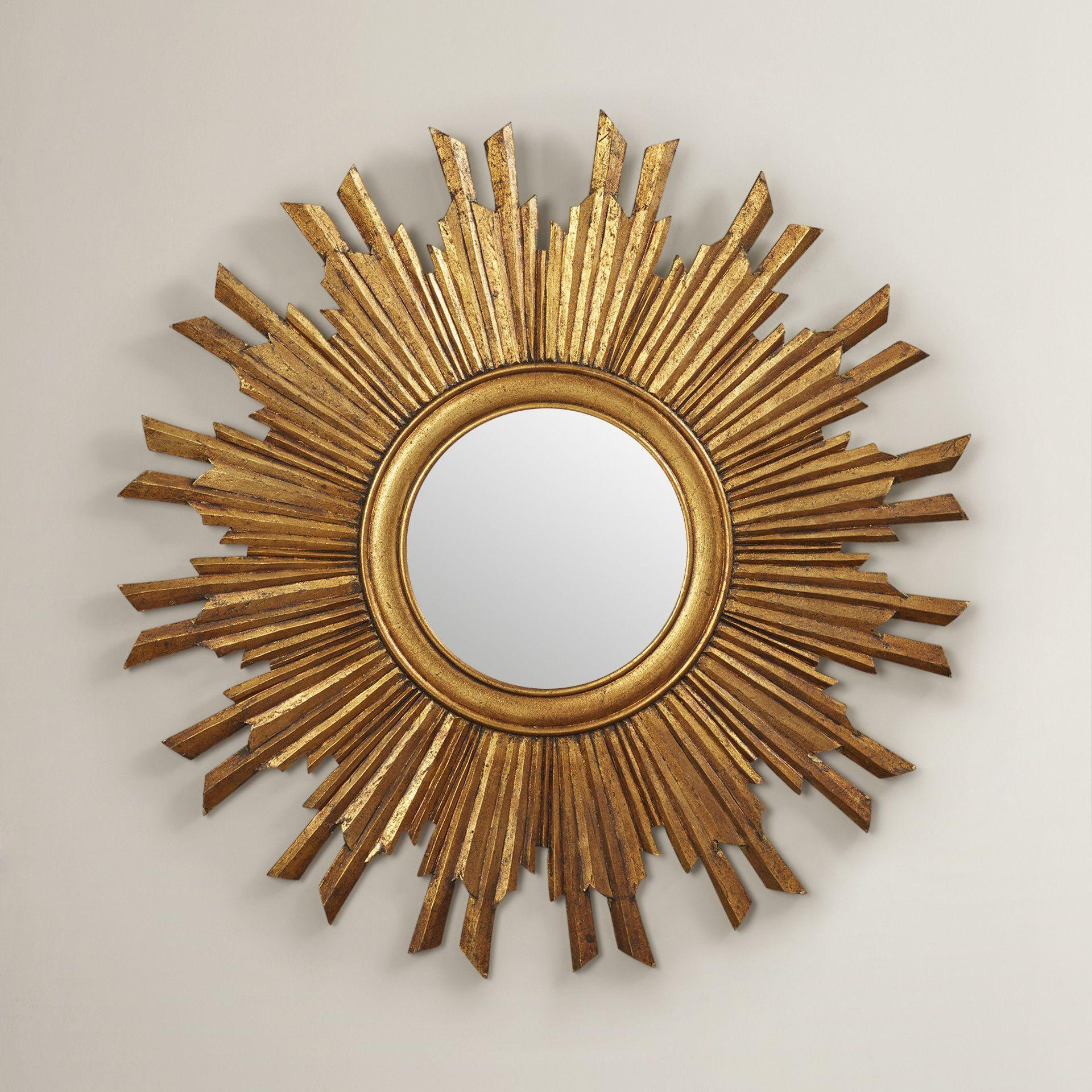 Unique Wayfair Sunburst Mirror – Furnitureinredsea With Regard To Brylee Traditional Sunburst Mirrors (View 20 of 20)