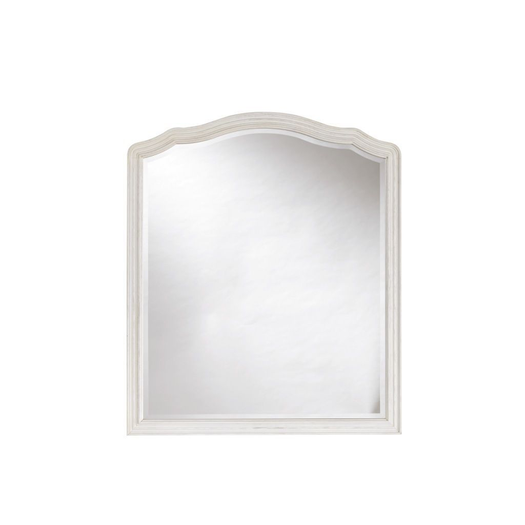 Universal Vertical Accent Wall Mirror (Mirror), Red, Size 40 Inside Arch Vertical Wall Mirrors (Image 17 of 20)