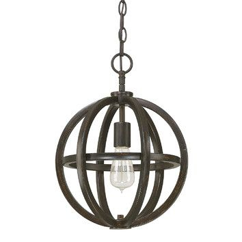 Upland Chandelier & Reviews | Joss & Main | [Home] Decor Within La Sarre 3 Light Globe Chandeliers (Photo 6 of 20)