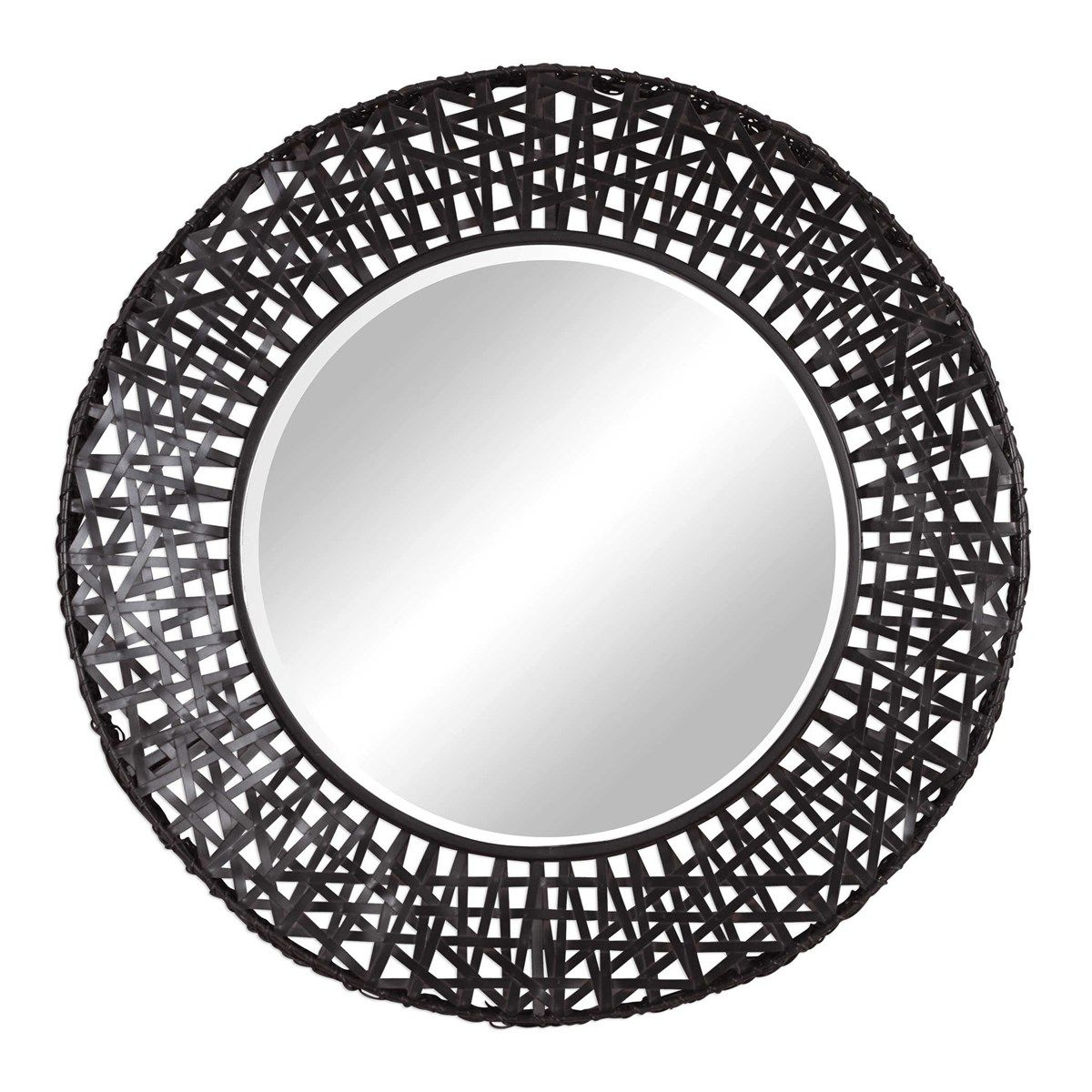 Uttermost Alita Woven Metal Mirror | Donovan In 2019 | Metal For Ogier Accent Mirrors (Image 19 of 20)