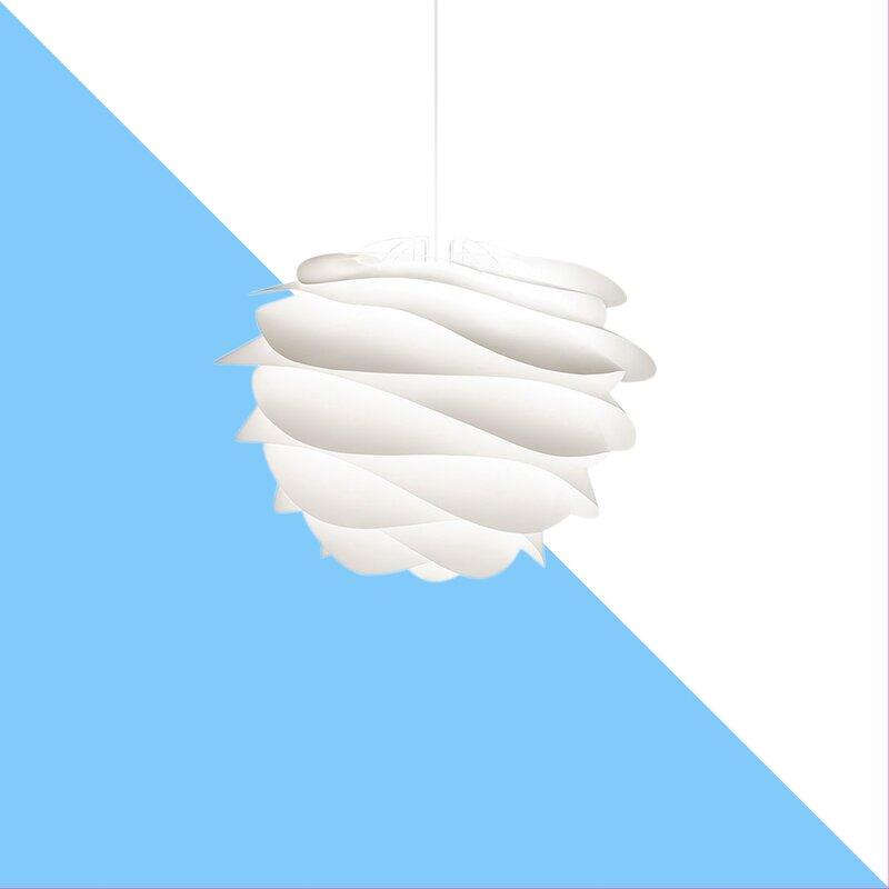 Vance 1 Light Unique / Statement Geometric Pendant Pertaining To 1 Light Unique / Statement Geometric Pendants (Image 22 of 25)