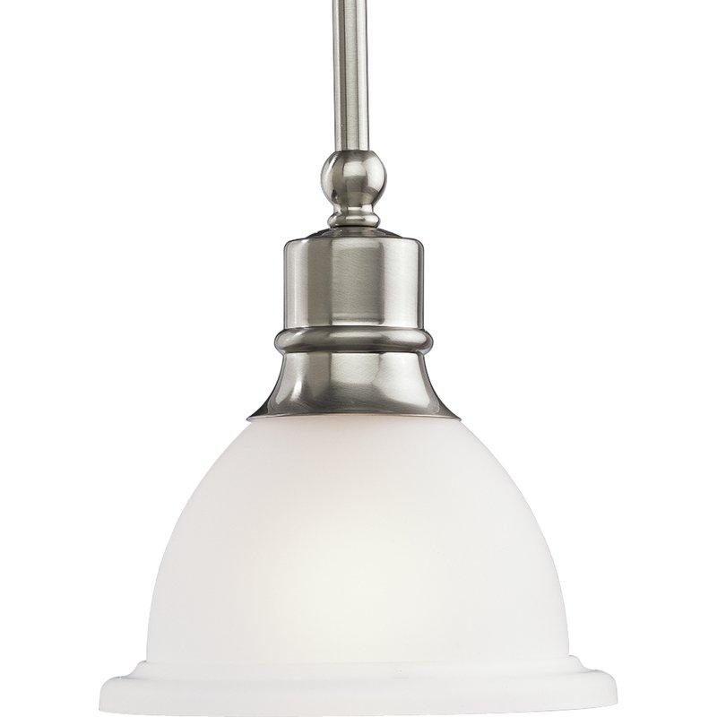 Vangorder 1 Light Single Bell Pendant In Goldie 1 Light Single Bell Pendants (Photo 14 of 25)