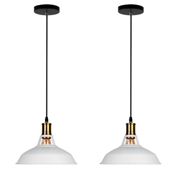 Vanwormer 1 Light Single Dome Pendant With Adriana Black 1 Light Single Dome Pendants (Image 24 of 25)