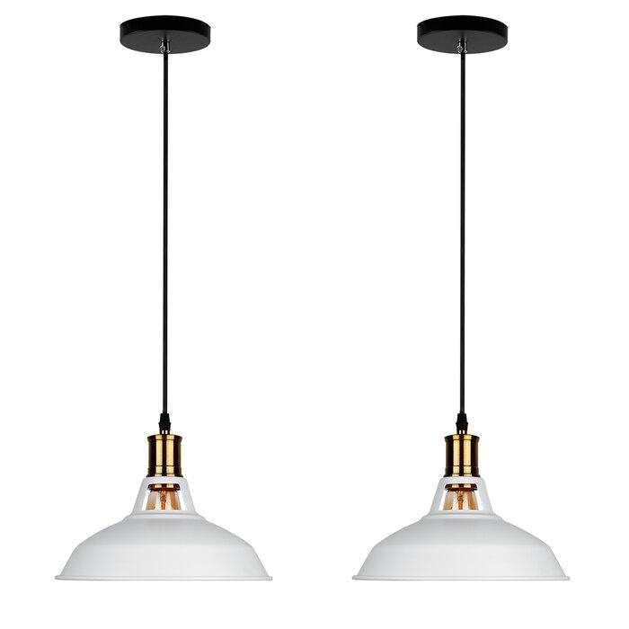 Vanwormer 1 Light Single Dome Pendant With Adriana Black 1 Light Single Dome Pendants (Image 23 of 25)