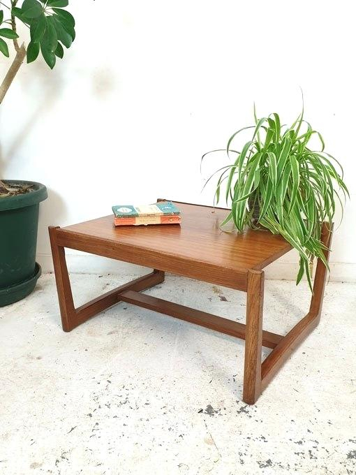 Vintage Coffee Tables – Room11.co For Myra Vintage Industrial Modern Rustic 47 Inch Coffee Tables (Photo 21 of 25)