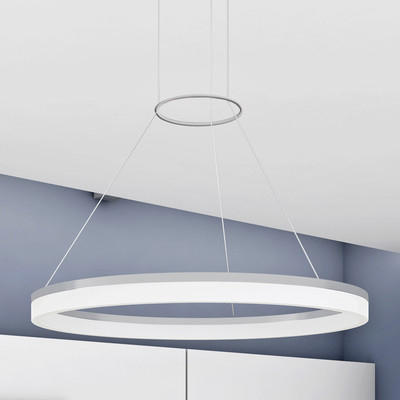 Wade Logan Chifdale Orbicular 1 Light Led Pendant Inside Callington 1 Light Led Single Geometric Pendants (View 12 of 25)