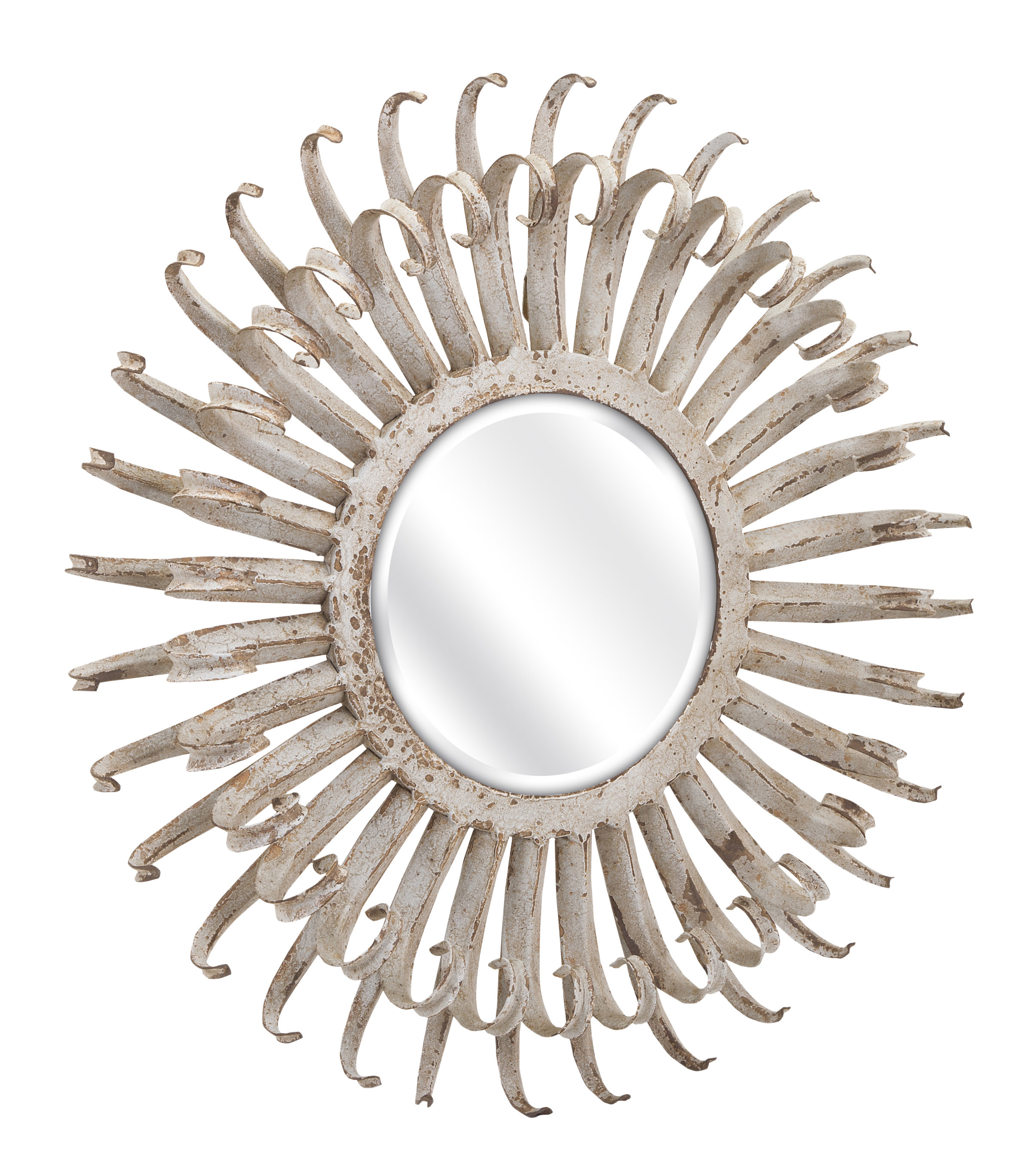Wall Mirror Pertaining To Karn Vertical Round Resin Wall Mirrors (Image 18 of 20)