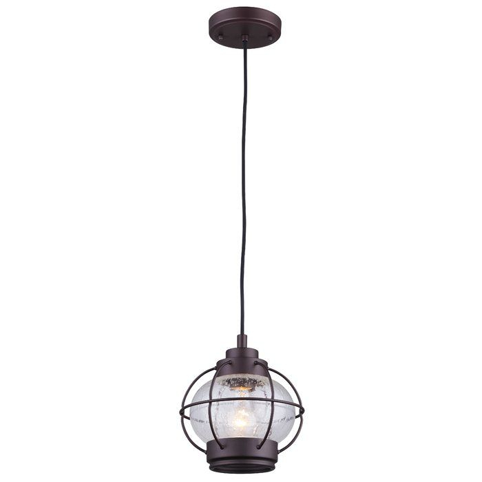 Waynefleet 1 Light Globe Pendant | Kitchen | Globe Lights Within Abernathy 1 Light Dome Pendants (Image 25 of 25)