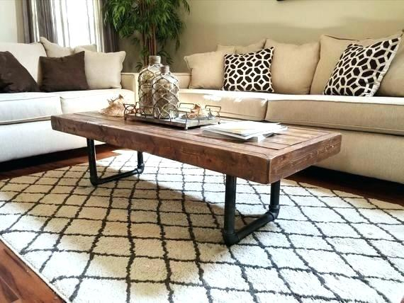 Weathered Coffee Table – Cartermedia (View 12 of 25)