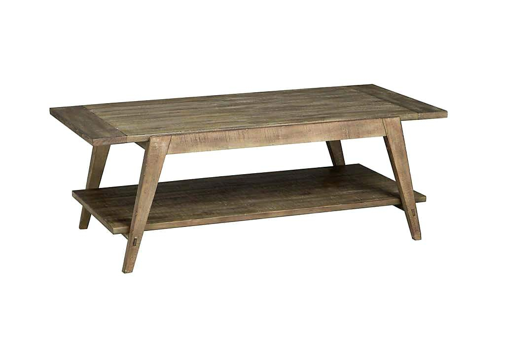 Weathered Coffee Table – Jamilinhart (View 11 of 25)