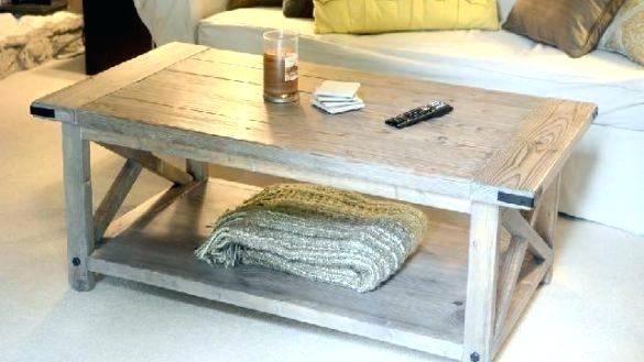 Weathered Coffee Table – Roxanemargolis (View 19 of 25)