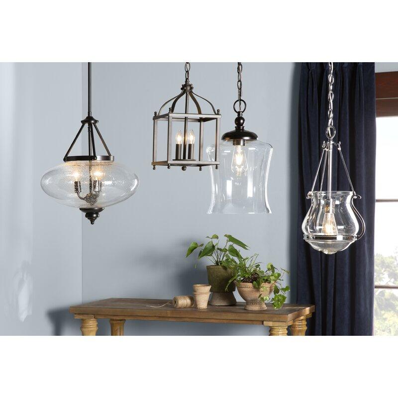 Wentzville 1 Light Single Bell Pendant Inside Wentzville 1 Light Single Bell Pendants (Image 19 of 25)