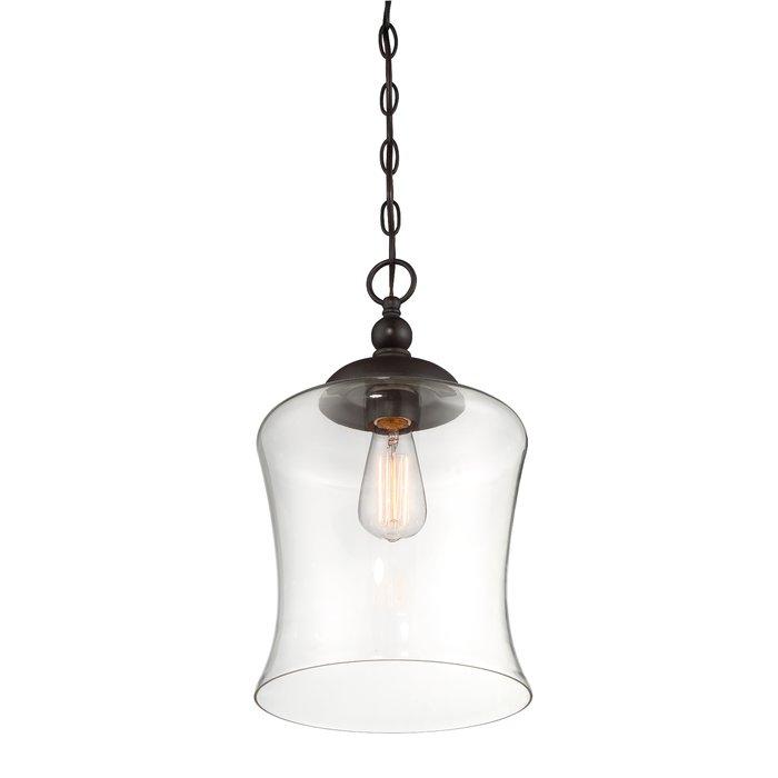 Wentzville 1 Light Single Bell Pendant Intended For Wentzville 1 Light Single Bell Pendants (Image 23 of 25)