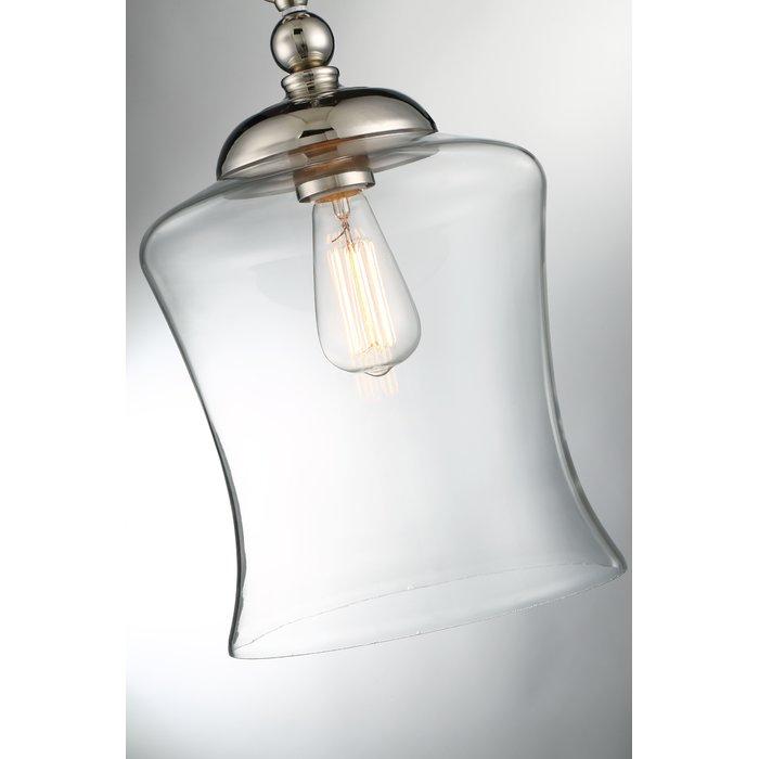 Wentzville 1 Light Single Bell Pendant Within Wentzville 1 Light Single Bell Pendants (Image 25 of 25)