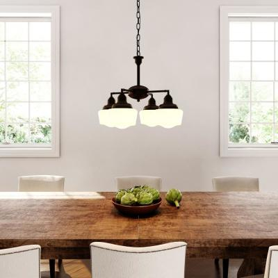 Westinghouse – Chandeliers – Lighting – The Home Depot In Alayna 4 Light Shaded Chandeliers (Image 16 of 20)