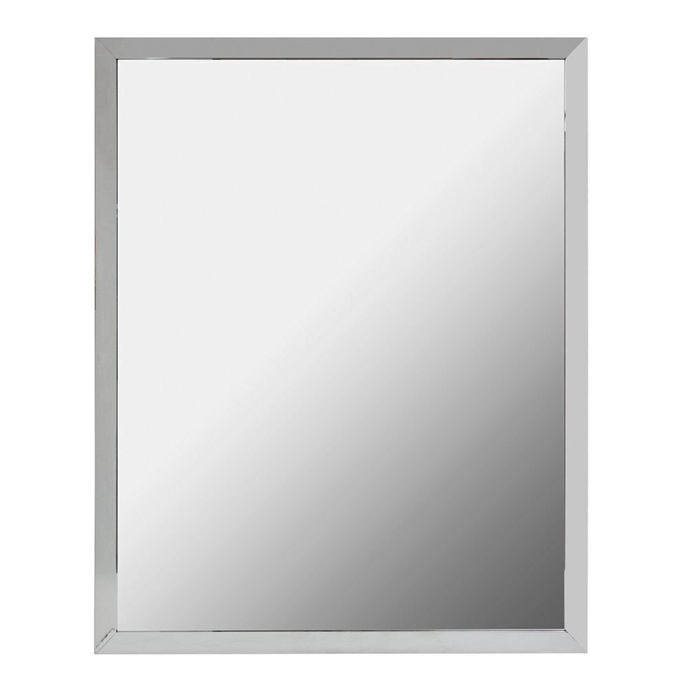 Westling Aluminum Framed Bathroom / Vanity Mirror Intended For Mexborough Bathroom/vanity Mirrors (Image 19 of 20)