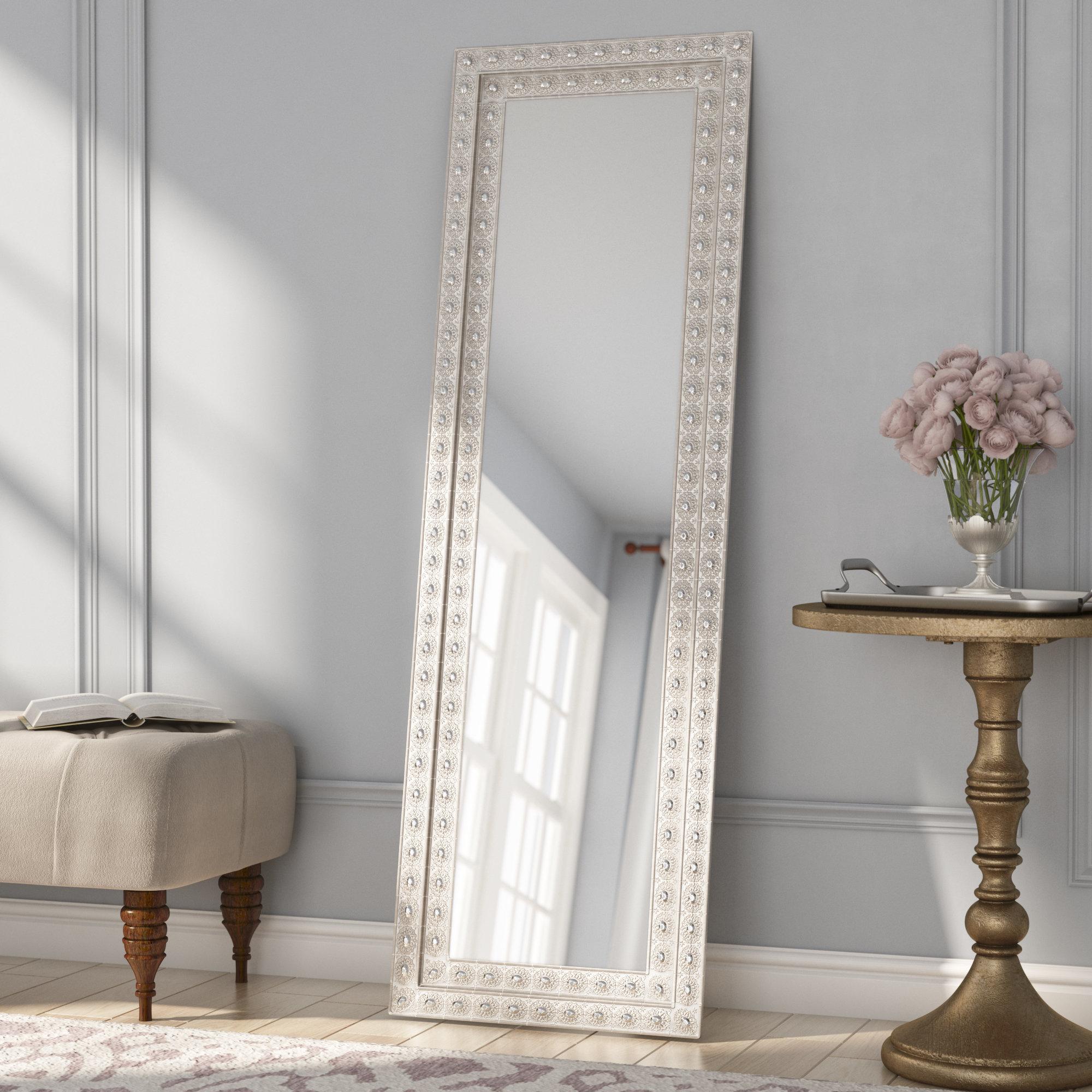 Willa Arlo Interiors Sveta Traditional Full Length Mirror Inside Handcrafted Farmhouse Full Length Mirrors (Image 20 of 20)