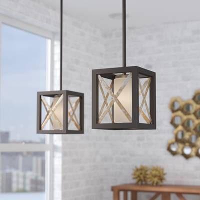 William 4 Light Lantern Square Pendant In 2019 | For The Intended For William 4 Light Lantern Square / Rectangle Pendants (Image 24 of 25)