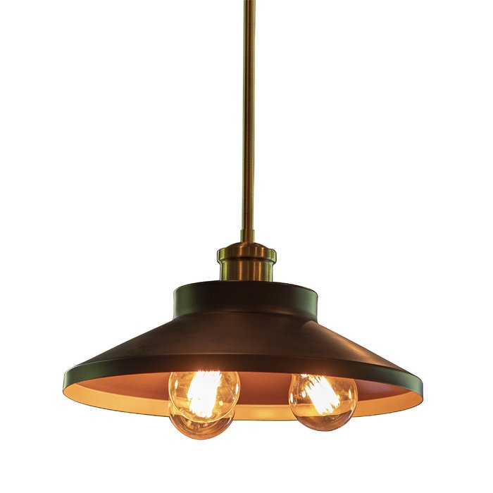 Winkel 3 Light Single Dome Pendant Intended For Mueller 1 Light Single Dome Pendants (View 22 of 25)