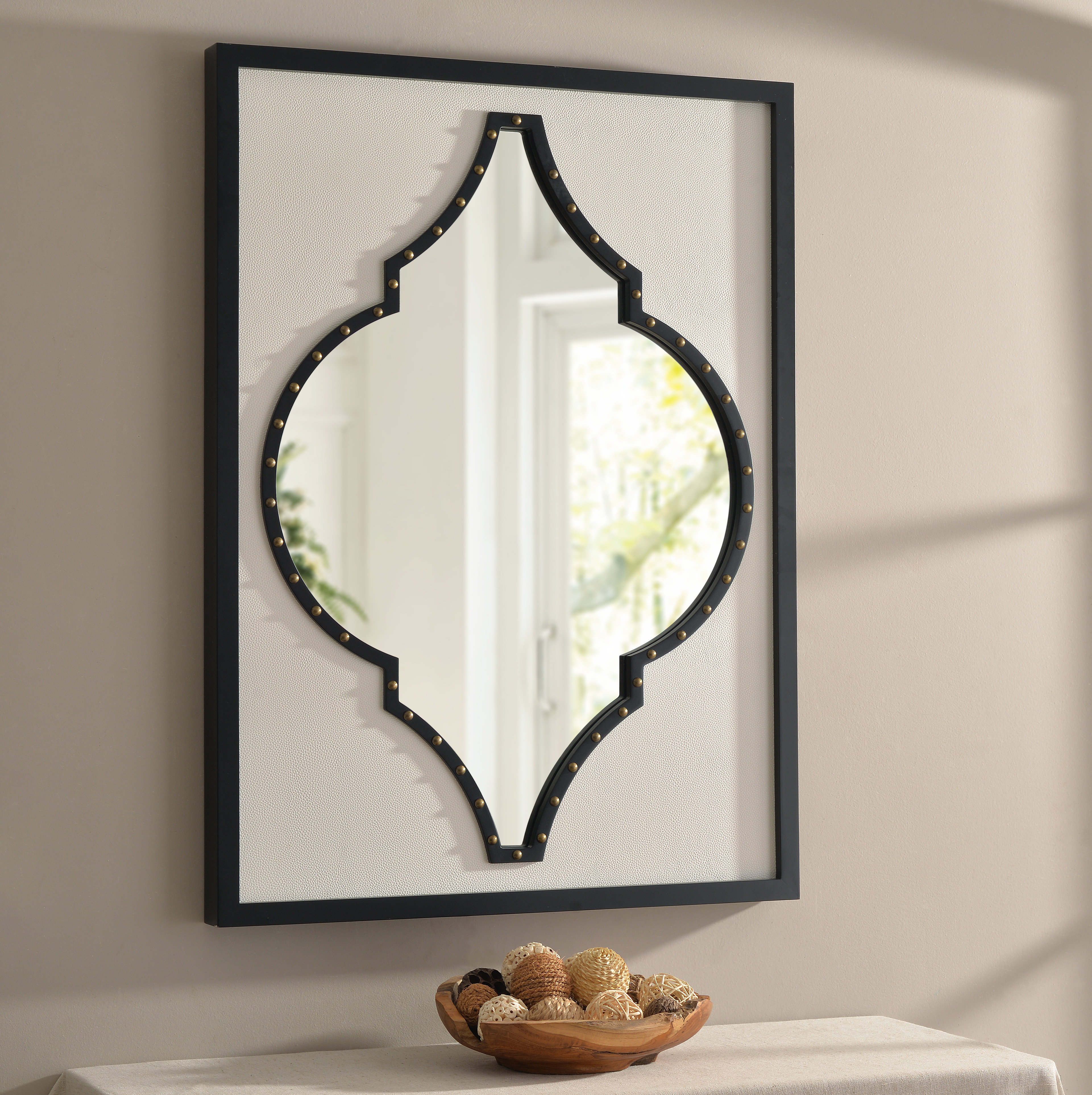 Woll Accent Mirror With Regard To Estefania Frameless Wall Mirrors (View 19 of 20)