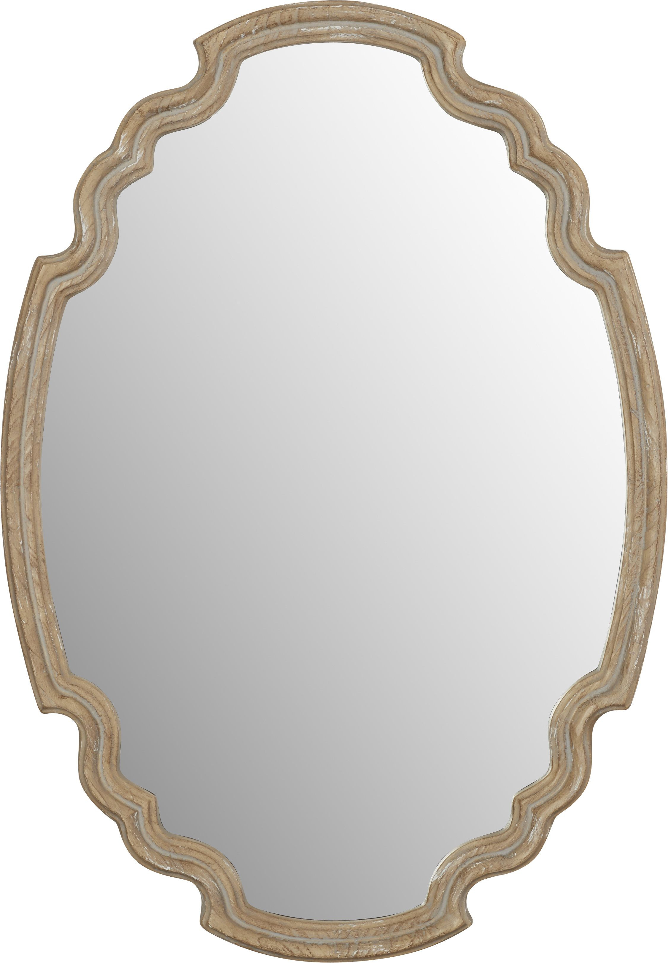 Wood Accent Mirror In 2019 | Products I Love | Mirror, Wood In Wood Accent Mirrors (View 9 of 20)