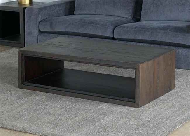 Wood Cube Coffee Table – Herownmind (Image 49 of 50)