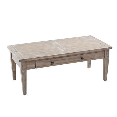 Wright Portobello Rectangle Coffee Table With Drawer In 2019 Intended For Lockwood Rectangle Coffee Tables (View 9 of 25)
