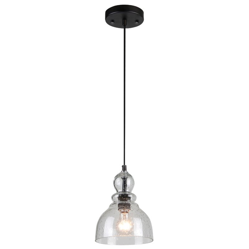 Featured Image of Yarger 1 Light Single Bell Pendants