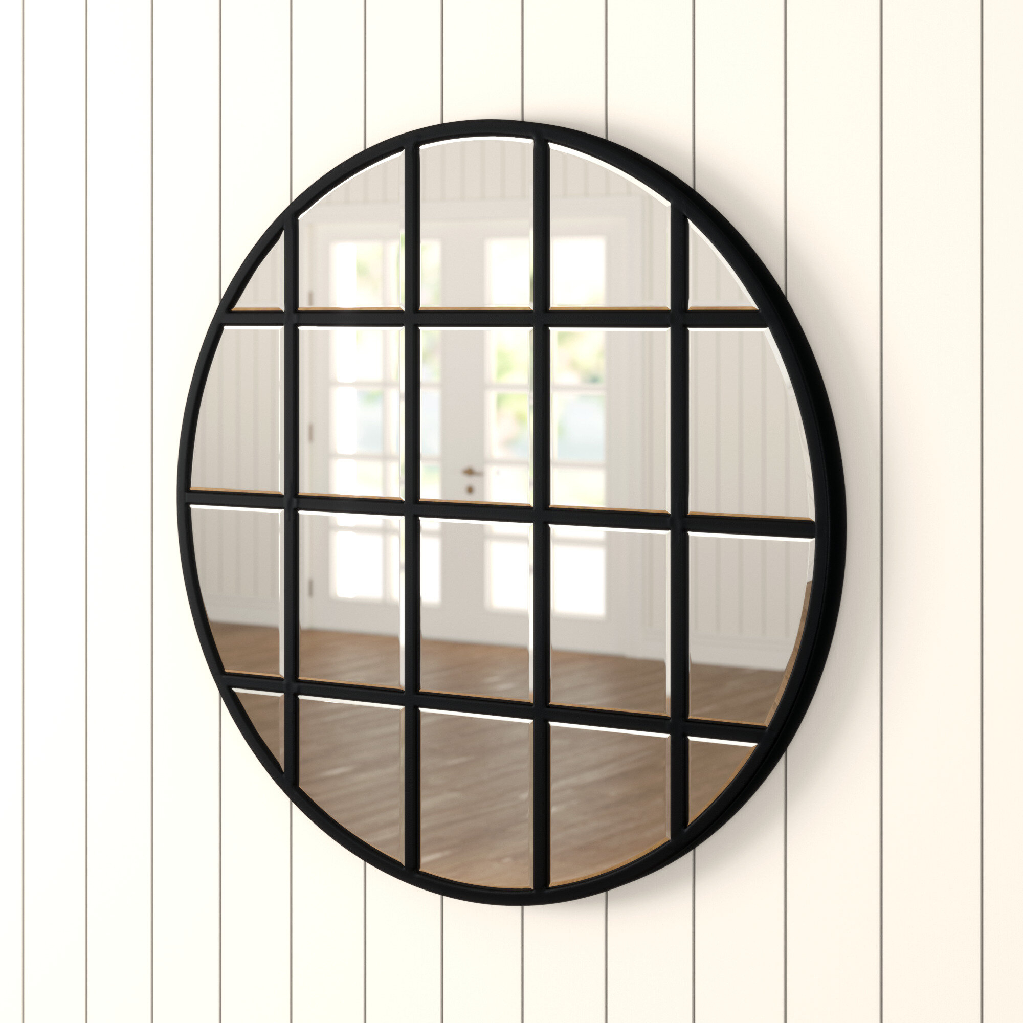 Yatendra Cottage/country Beveled Accent Mirror With Regard To Yatendra Cottage/country Beveled Accent Mirrors (View 2 of 20)
