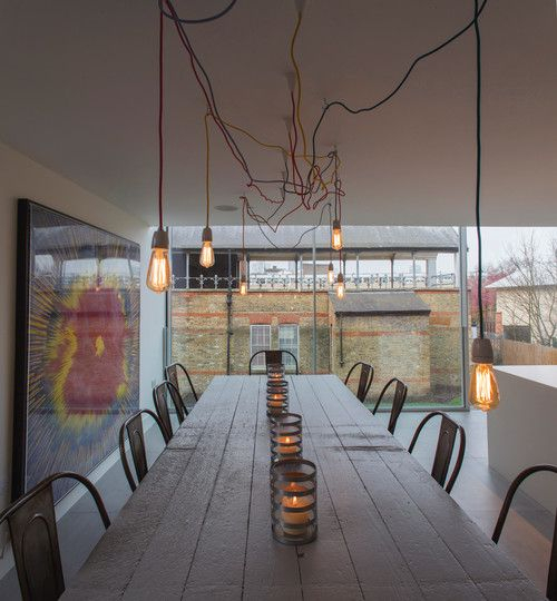You Can Never Go Wrong If You Decorate Using Edison Light Pertaining To Schutt 5 Light Cluster Pendants (View 23 of 25)