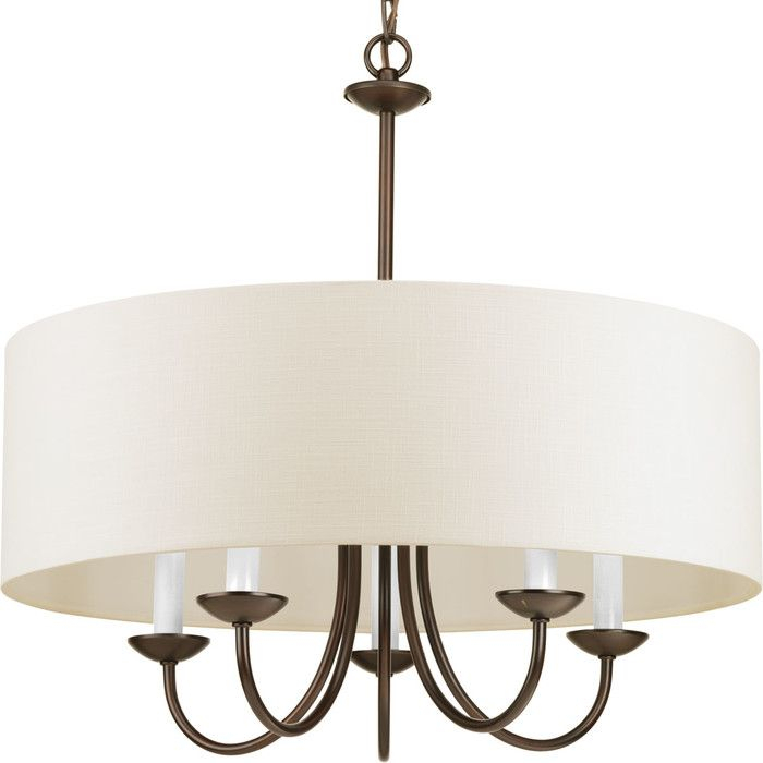You'll Love The Dailey 4 Light Drum Chandelier At Wayfair Pertaining To Dailey 4 Light Drum Chandeliers (Image 20 of 20)